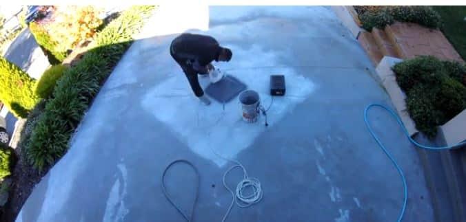 Concrete Services - Concrete Resurfacing Dyer