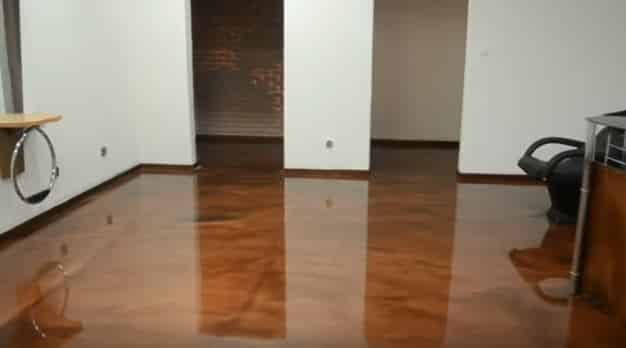 Concrete Services - Epoxy Flooring Paularino